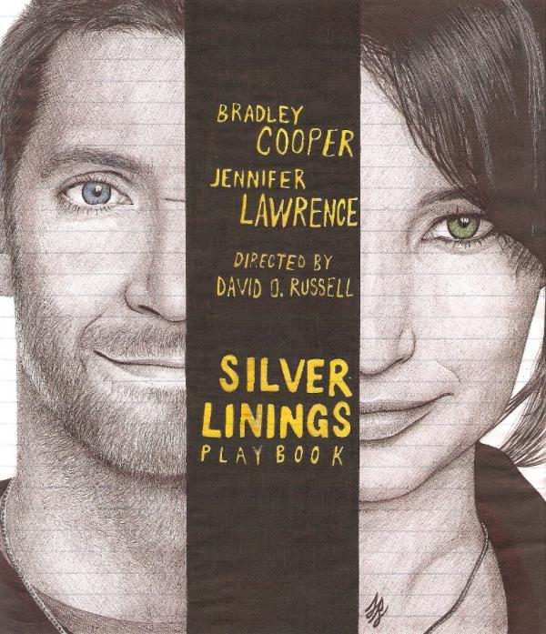 Jennifer Lawrence, Bradley Cooper par danielbulacu